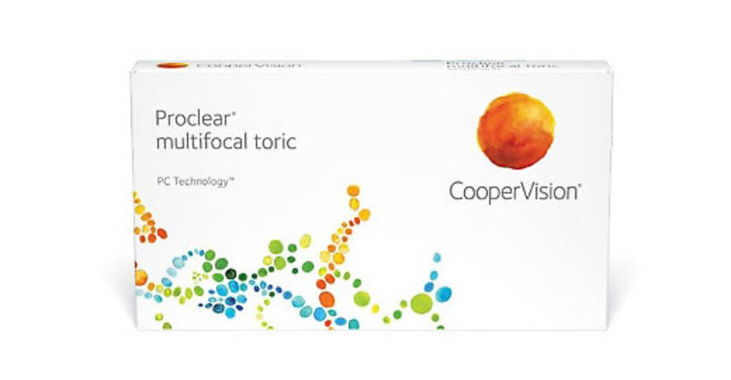 Cooper Vision   Proclear multifocal XR [D-Linse] PCMX6D